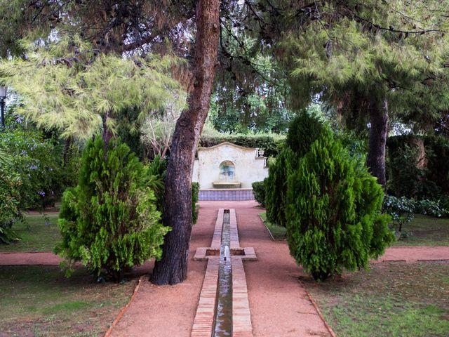 La boda de Antonio y Lourdes en Elx/elche, Alicante 46