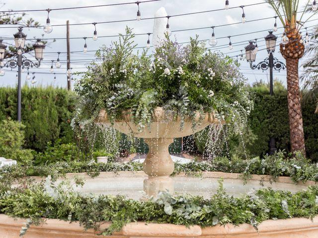 La boda de Antonio y Lourdes en Elx/elche, Alicante 48