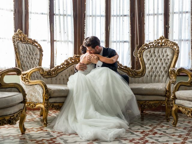 La boda de Lourdes y Antonio
