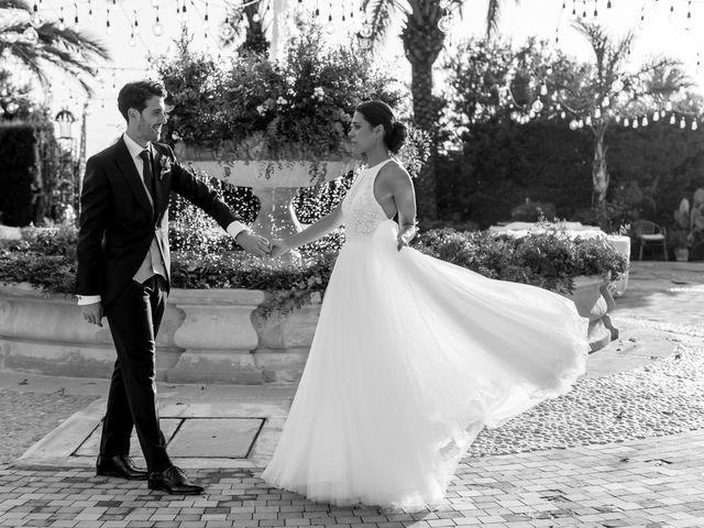 La boda de Antonio y Lourdes en Elx/elche, Alicante 55