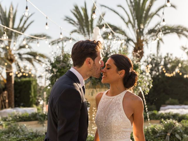 La boda de Antonio y Lourdes en Elx/elche, Alicante 56