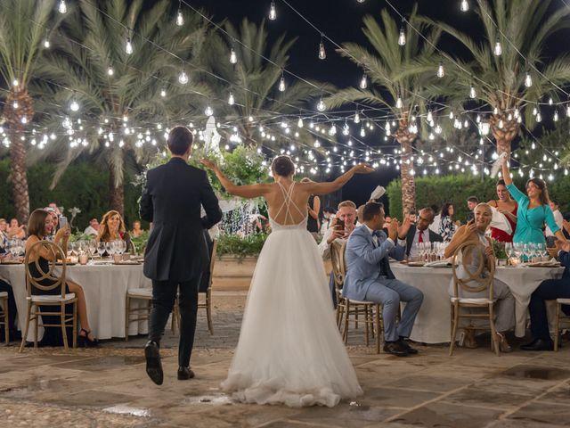 La boda de Antonio y Lourdes en Elx/elche, Alicante 78