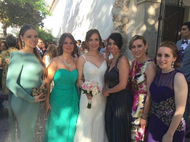 La boda de Eduardo  y Pilar  en Albacete, Albacete 3