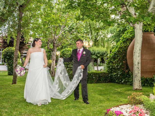 La boda de Jorge y Alicia en Illescas, Toledo 7
