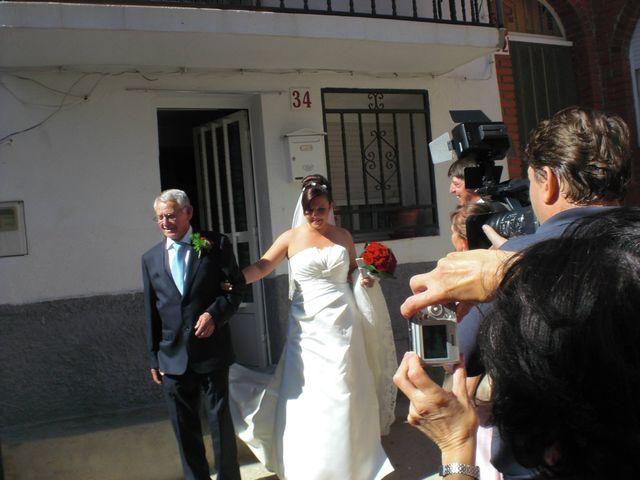 La boda de Marta y Álvaro en Valdeobispo, Cáceres 3