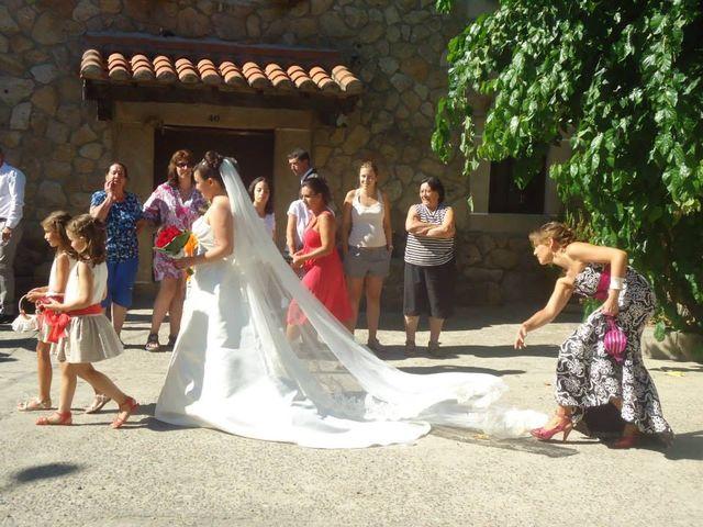 La boda de Marta y Álvaro en Valdeobispo, Cáceres 6