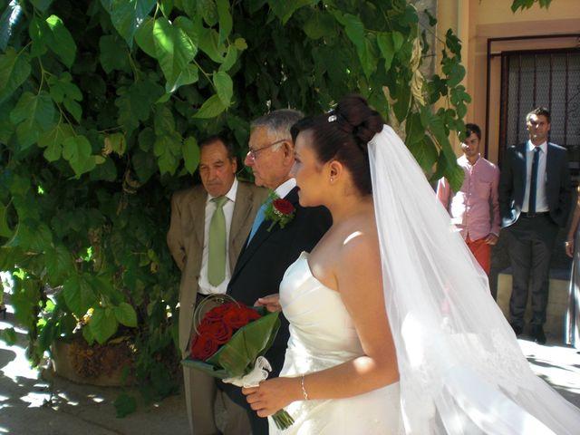La boda de Marta y Álvaro en Valdeobispo, Cáceres 7