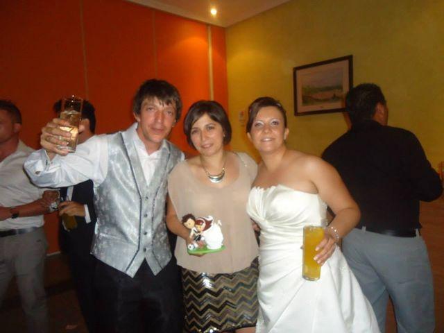 La boda de Marta y Álvaro en Valdeobispo, Cáceres 9