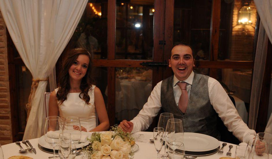 La boda de Jechu y Beatriz en Toledo, Toledo