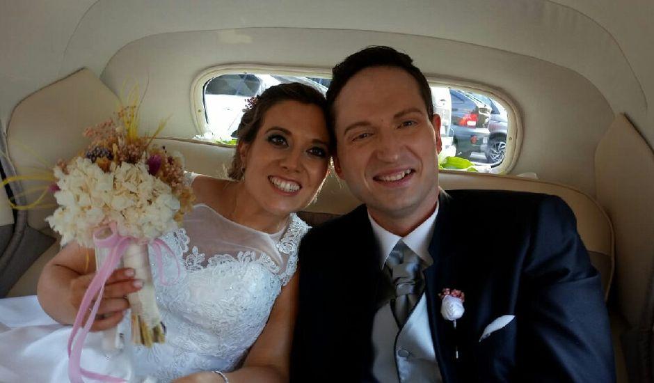 La boda de Daniel  y Isabel  en Toledo, Toledo