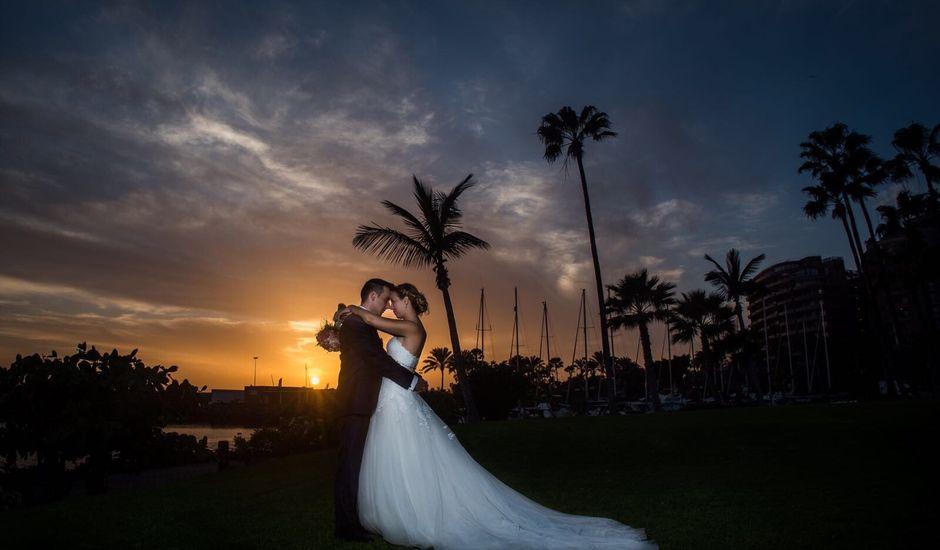 La boda de Alberto y Oihane en Mogan, Las Palmas