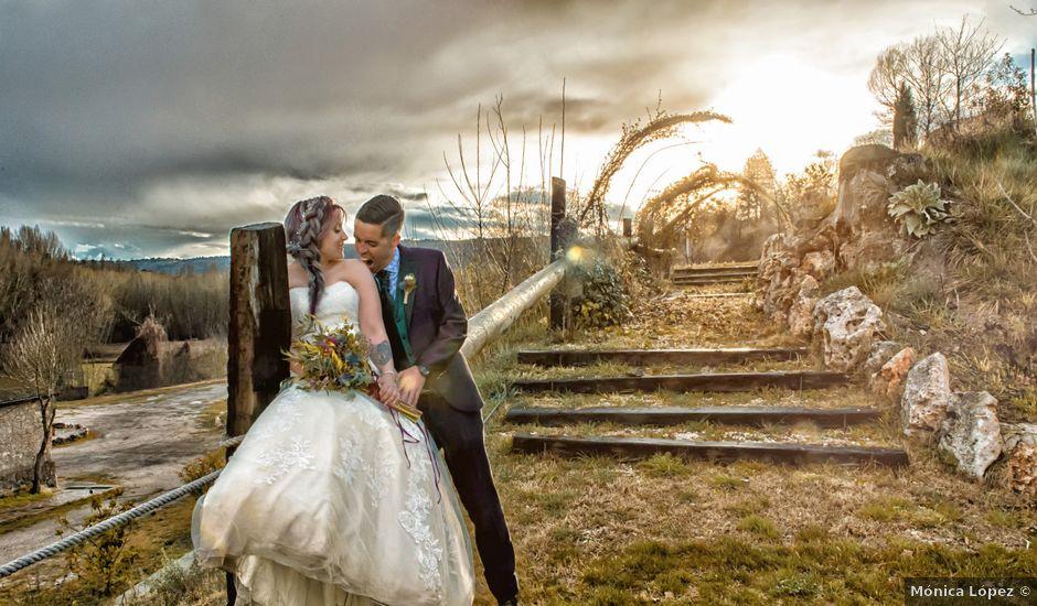 La boda de Israel y Magdalena en Brihuega, Guadalajara