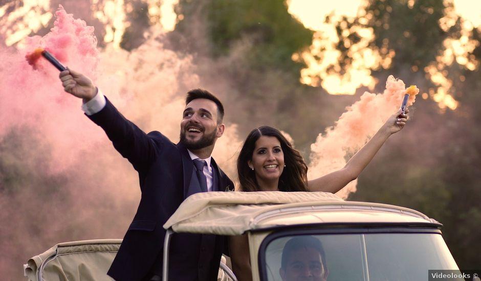 La boda de Laia y Javi en Sant Fost De Campsentelles, Barcelona