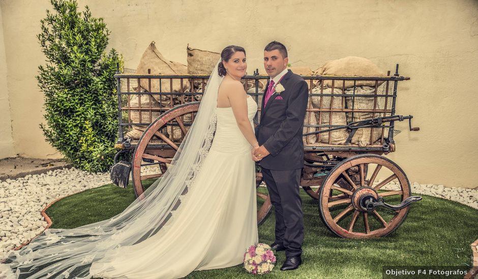 La boda de Jorge y Alicia en Illescas, Toledo