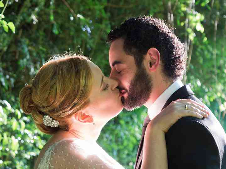 La boda de Pati y Toni