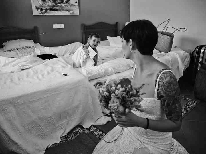 La boda de Ángela y Hugo