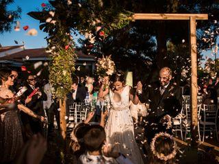 La boda de Mayte y Joaquín