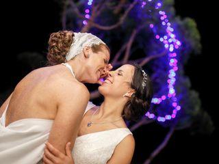 La boda de Sandra y Ali