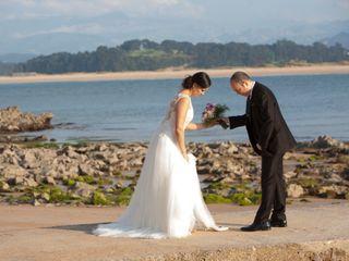 La boda de Daniel y Andrea