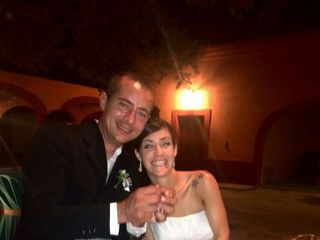 La boda de Jennifer y Antonio 2