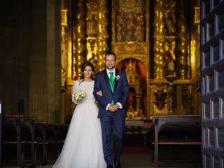 La boda de Rebeca y Álvaro