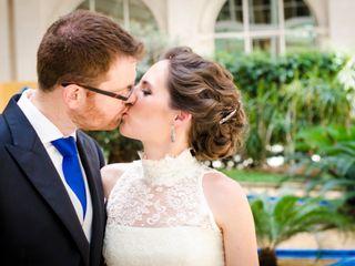 La boda de Luisa y Alejandro