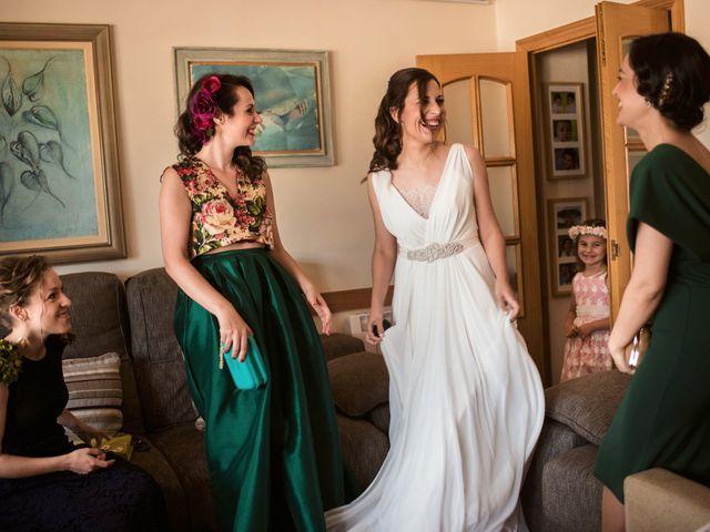 La boda de Joaquín y Mayte en Cieza, Murcia 6