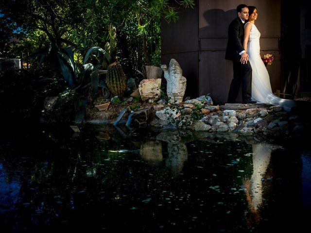 La boda de Iván y Silvia
