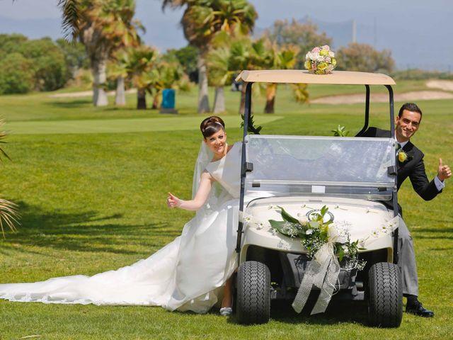 La boda de Lydia y Juanmi