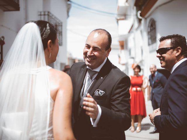 La boda de Daniel y Isabel en Huetor Vega, Granada 20
