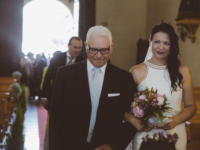 La boda de Daniel y Isabel en Huetor Vega, Granada 22