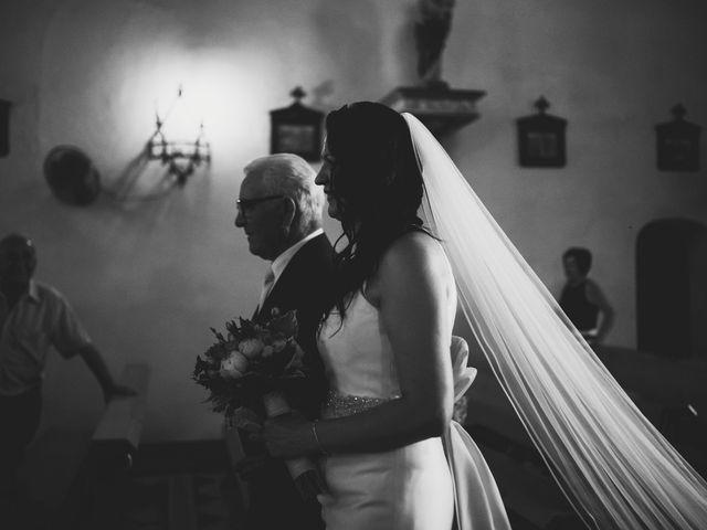 La boda de Daniel y Isabel en Huetor Vega, Granada 23