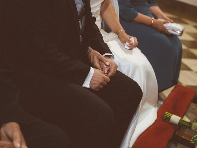 La boda de Daniel y Isabel en Huetor Vega, Granada 24