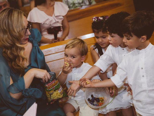 La boda de Daniel y Isabel en Huetor Vega, Granada 25