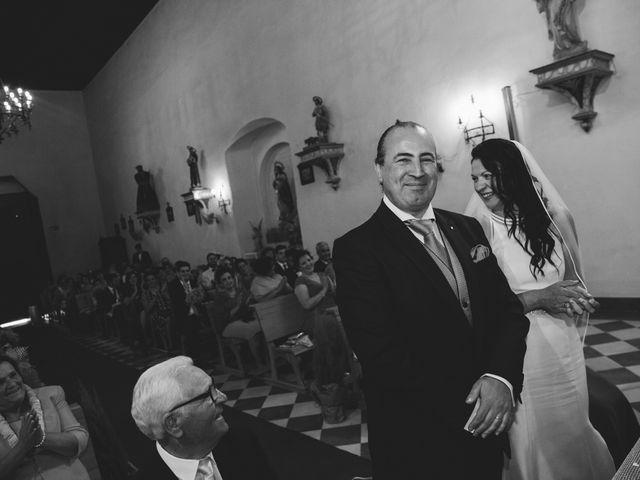 La boda de Daniel y Isabel en Huetor Vega, Granada 26