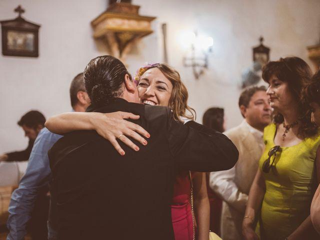 La boda de Daniel y Isabel en Huetor Vega, Granada 28