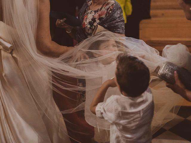 La boda de Daniel y Isabel en Huetor Vega, Granada 29