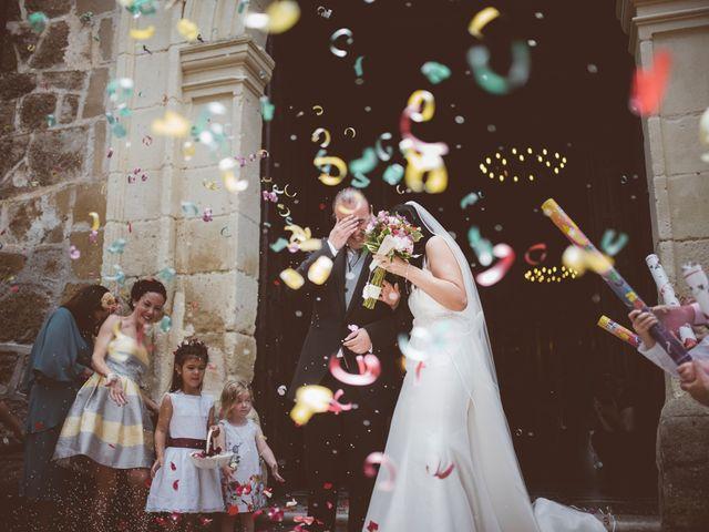 La boda de Daniel y Isabel en Huetor Vega, Granada 31