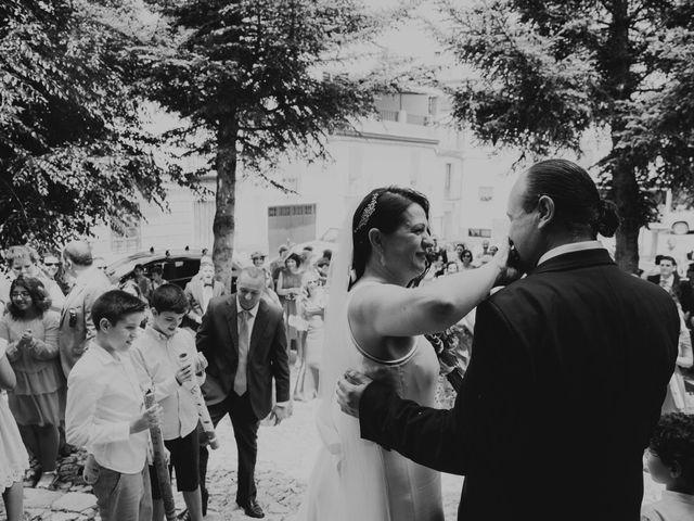 La boda de Daniel y Isabel en Huetor Vega, Granada 32
