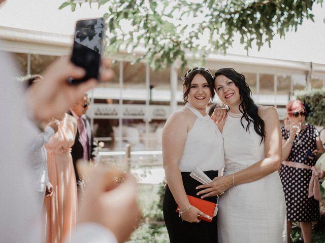La boda de Daniel y Isabel en Huetor Vega, Granada 39