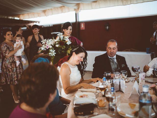 La boda de Daniel y Isabel en Huetor Vega, Granada 42
