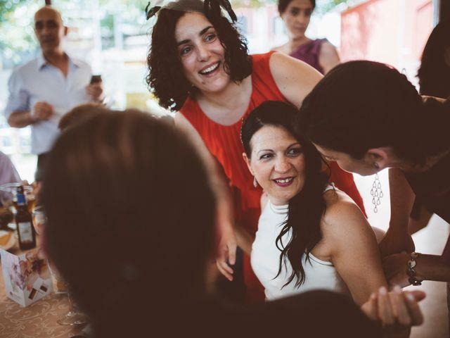 La boda de Daniel y Isabel en Huetor Vega, Granada 43