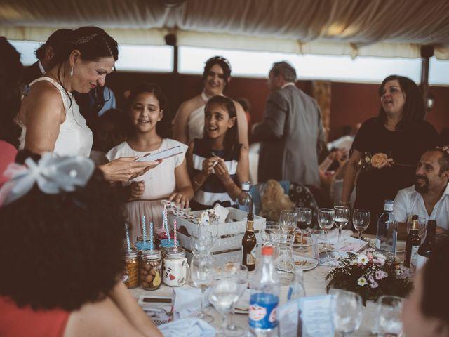 La boda de Daniel y Isabel en Huetor Vega, Granada 50