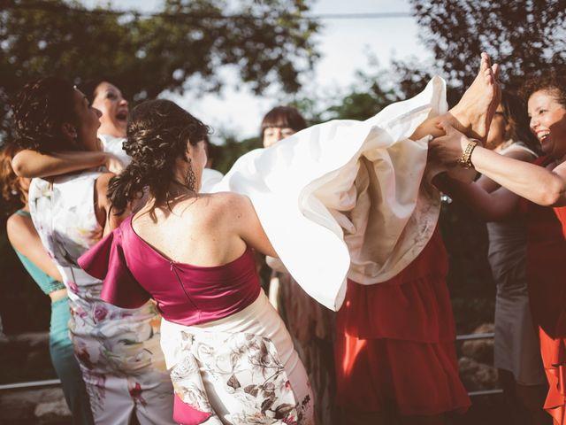 La boda de Daniel y Isabel en Huetor Vega, Granada 63