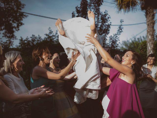 La boda de Daniel y Isabel en Huetor Vega, Granada 64