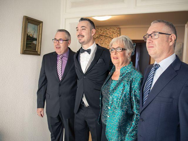 La boda de Victor y Eva en Bétera, Valencia 2