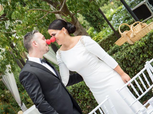 La boda de Eva y Victor