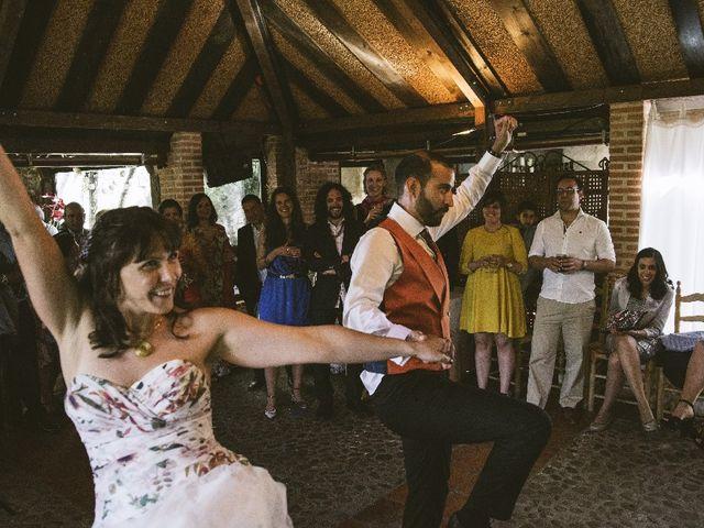 La boda de Mariado y David