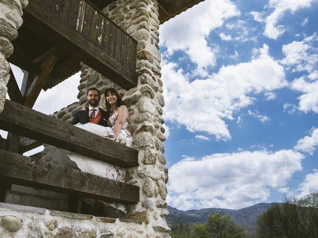 La boda de David y Mariado en Pinilla Del Valle, Madrid 4