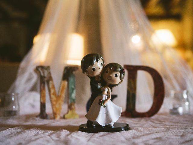 La boda de David y Mariado en Pinilla Del Valle, Madrid 5